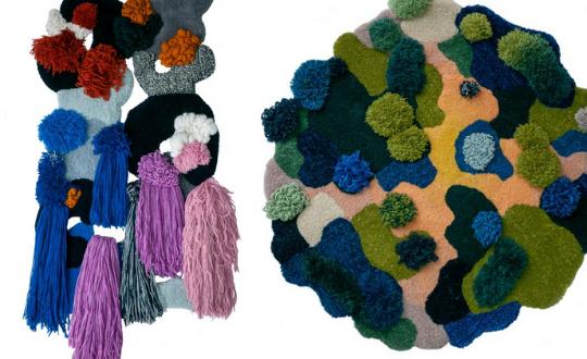 Tapeçaria decorativa: arte da sueca Alfhild Külper